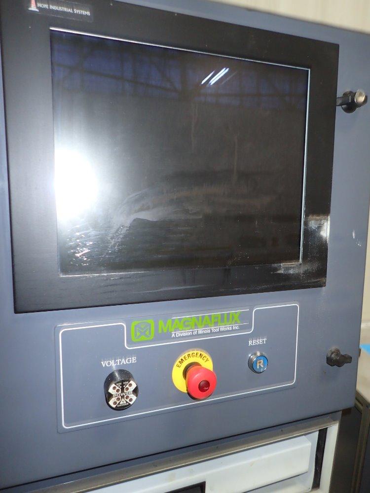 used magnaflux machine