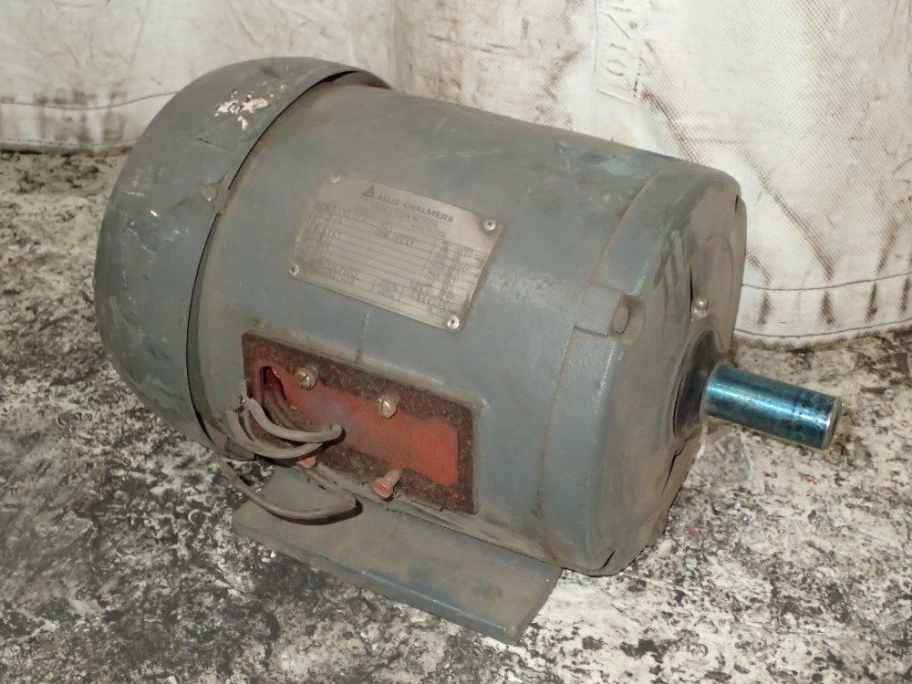 Used Allis Chalmers Motor Hgr Industrial Surplus