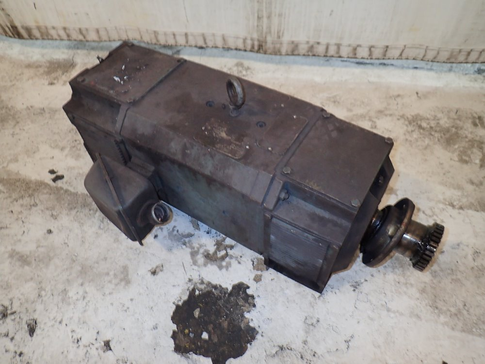 Used Reliance Dc Motor Hgr Industrial Surplus
