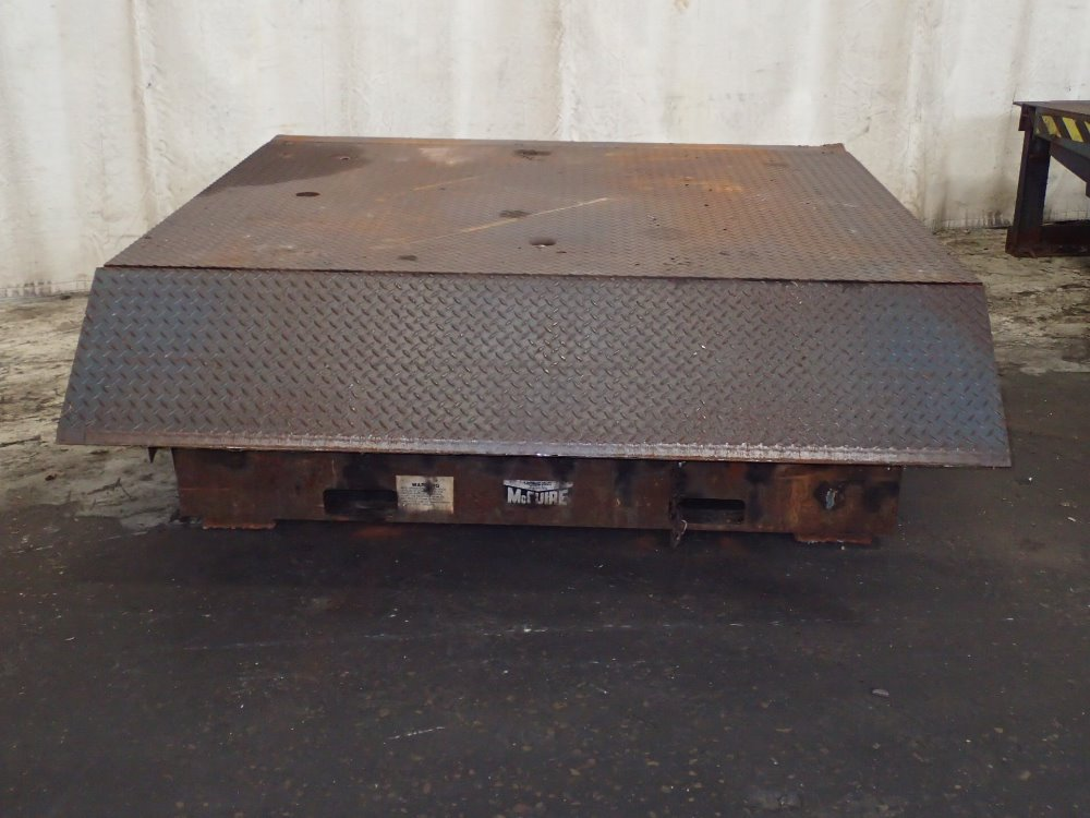 Hydraulic Dock Plate Parts : Auto dok mka rd hydraulic dock plate ebay