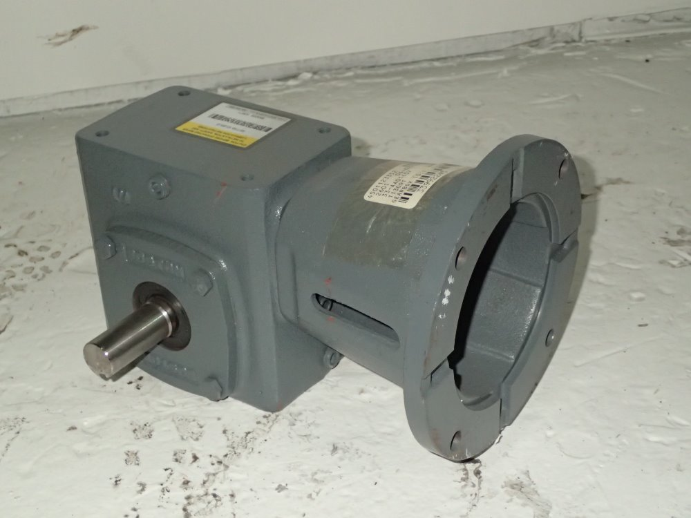 Used Boston Gear Gear Reducer Hgr Industrial Surplus