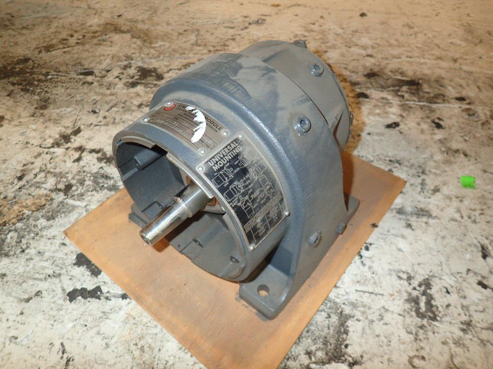Used Us Motors Gear Reducer Hgr Industrial Surplus