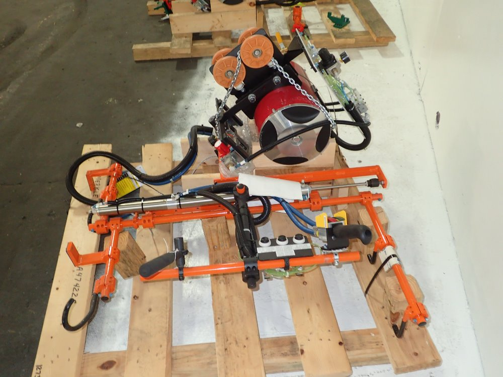 Tool Lift Assist : Used gm assembly tool equipment lift assist hgr