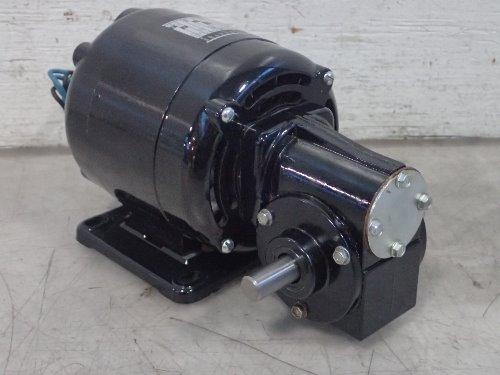 Bodine Electric Gear Motor 1 20 Hp Rpm 170 Ratio 10 1