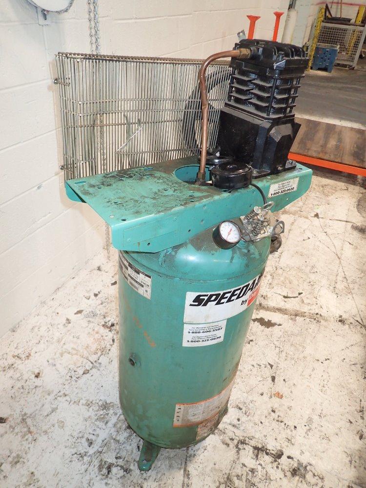 Used dayton speedaire air compressor hgr industrial for Dayton air compressor motor