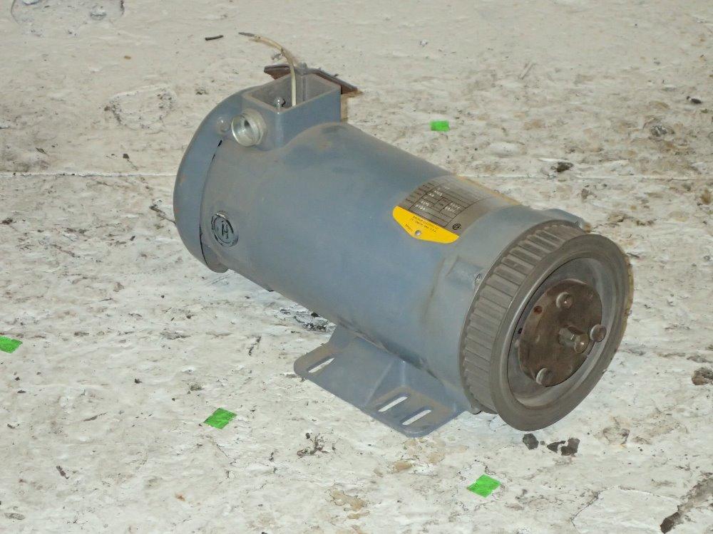 Used Baldor Dc Motor Hgr Industrial Surplus