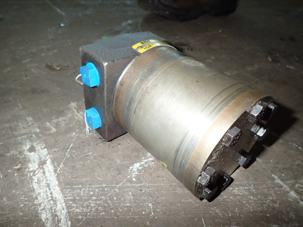 Used Parker Hydraulic Motor Hgr Industrial Surplus