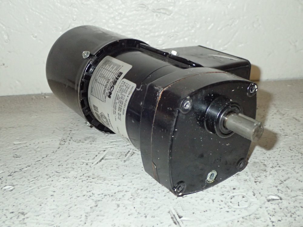 Used Bison Gearmotor Hgr Industrial Surplus