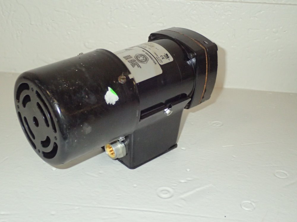 Used Bison Gear Motor Hgr Industrial Surplus