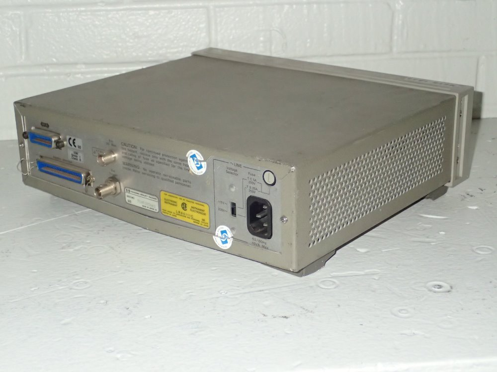 Hp Lcr Meter : Used hp lcr meter hgr industrial surplus