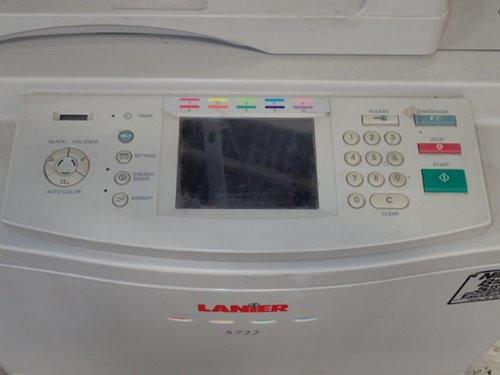 lanier copy machine