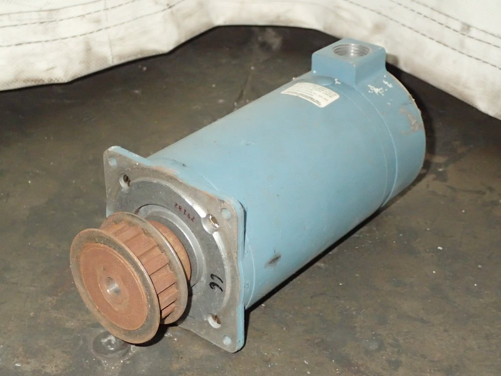 Used Superior Electric Dc Stepping Motor Hgr Industrial