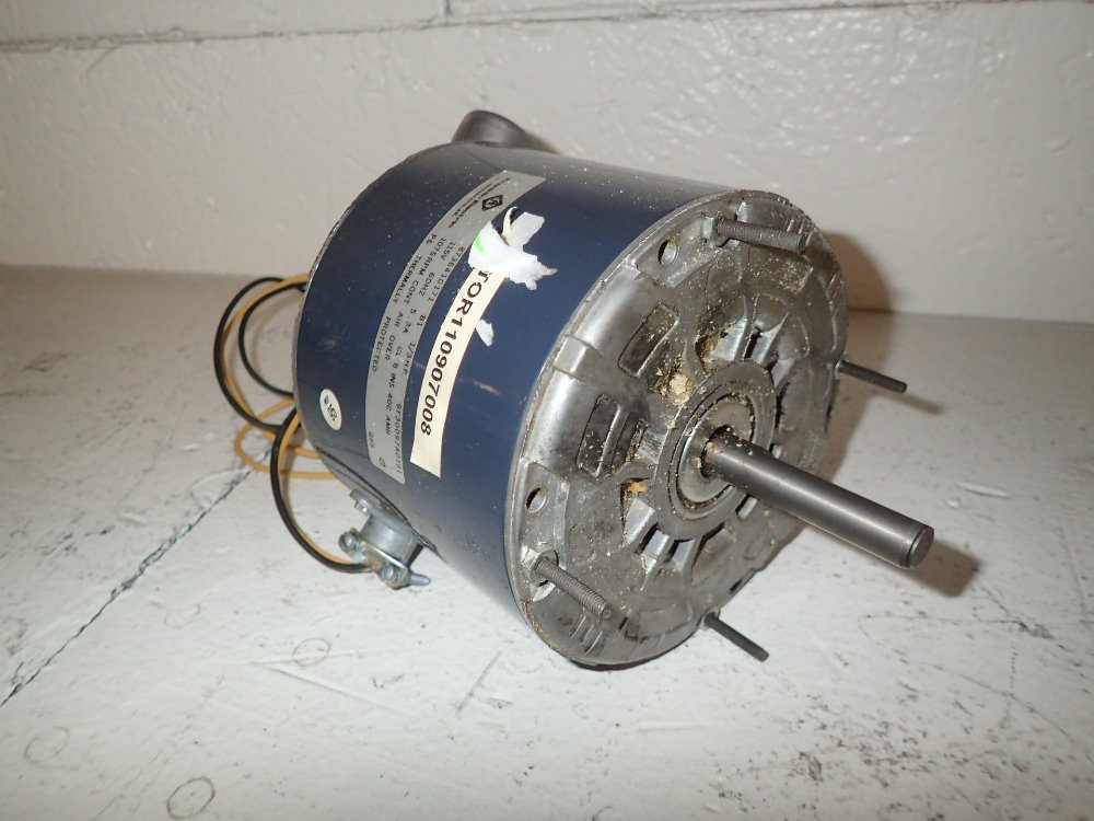 Used franklin electric motor hgr industrial surplus for Old ben franklin motors inventory