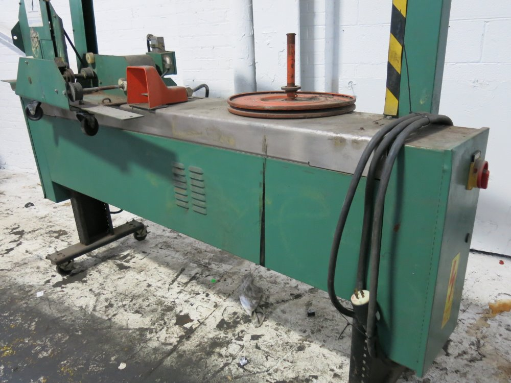 signode automatic strapping machine