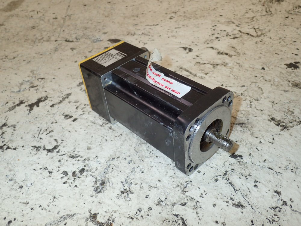 Used Parker Servo Motor Hgr Industrial Surplus