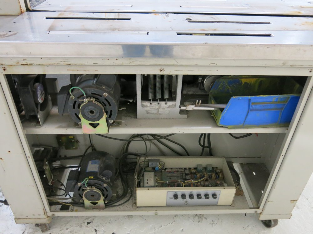 used pac machine