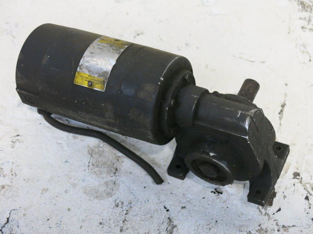 Used Baldor Gear Drive Hgr Industrial Surplus