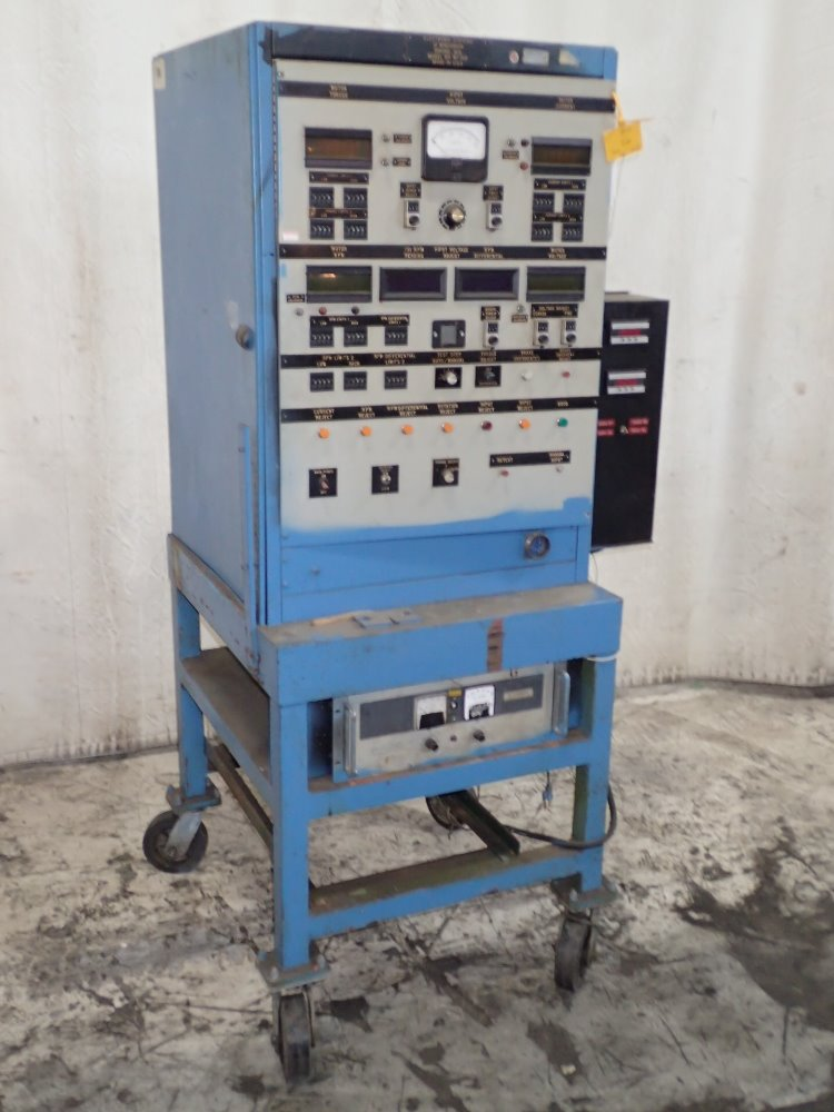 Electronic Inventory Devices : Used electronic systems control hgr industrial surplus