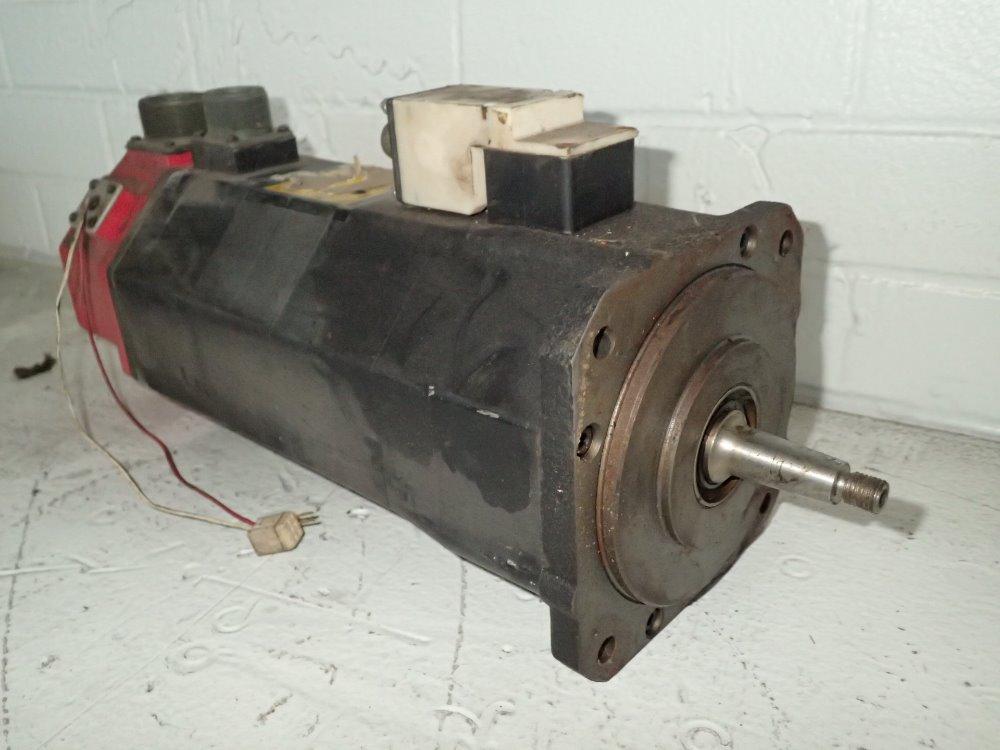 Used Fanuc Servo Motor Hgr Industrial Surplus
