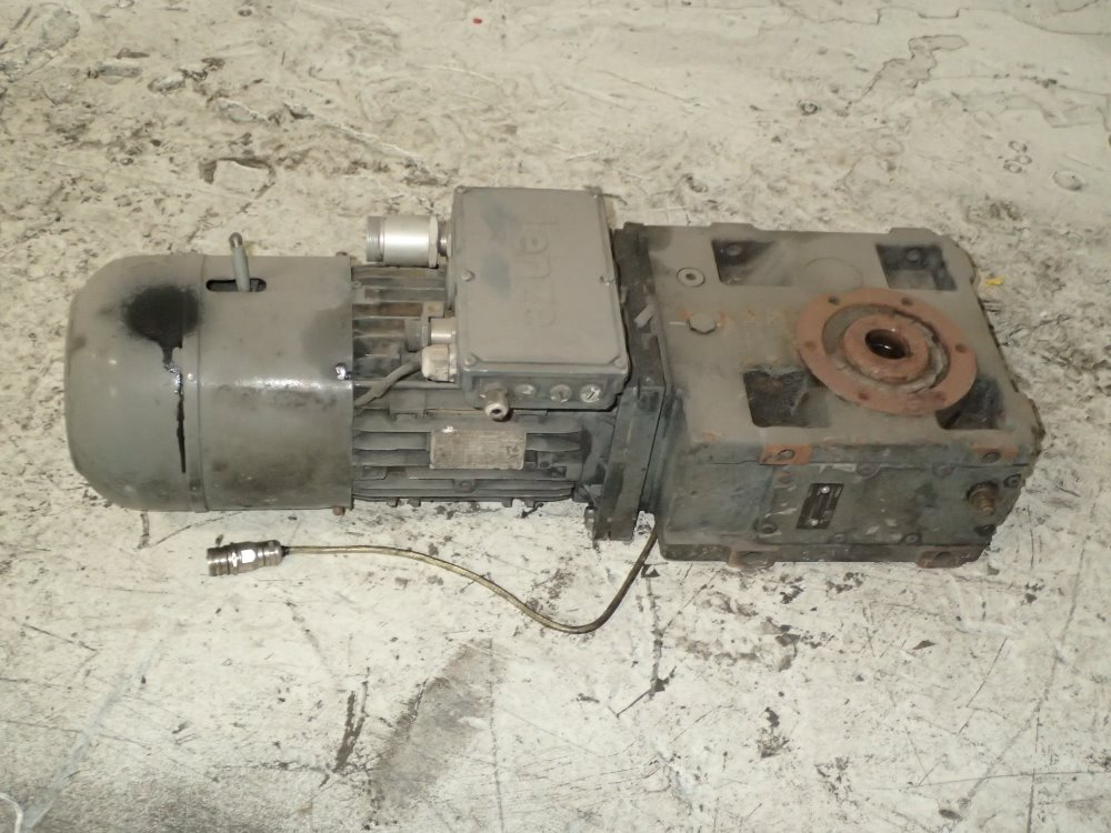 Used Lenze Gear Drive Hgr Industrial Surplus