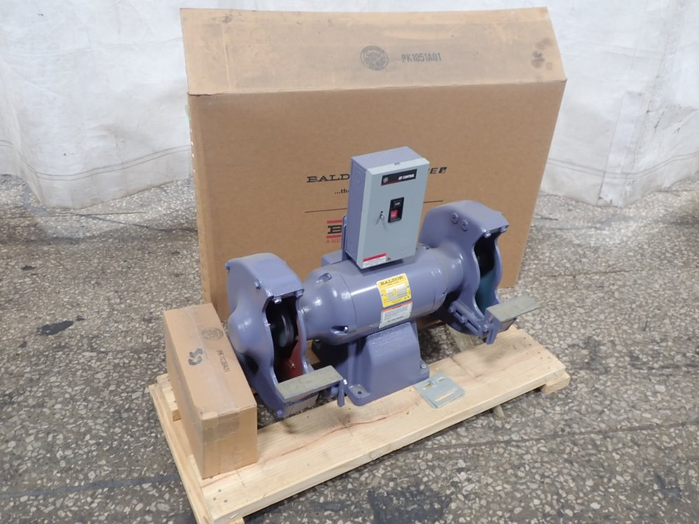 Bench Grinder Hgr Surplus