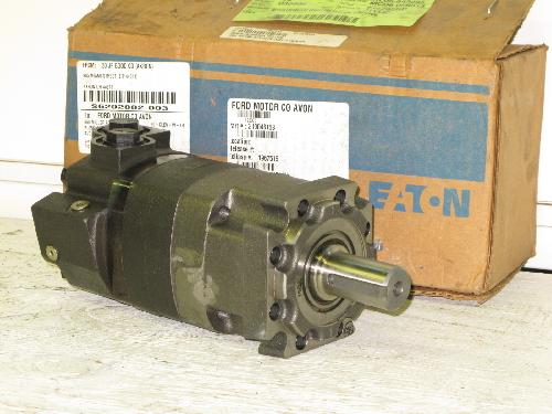 Char Lynn 109 1106 006 Hydraulic Motor 1 1 4 Shaft New