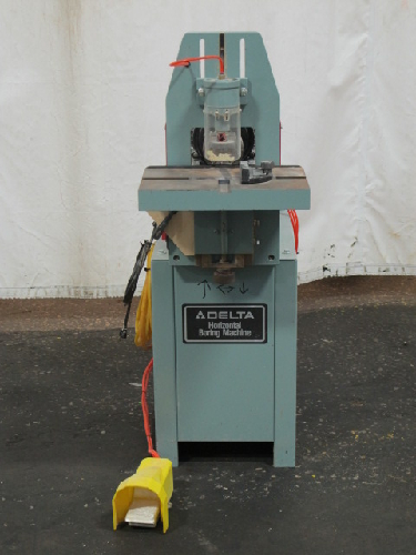 delta boring machine used