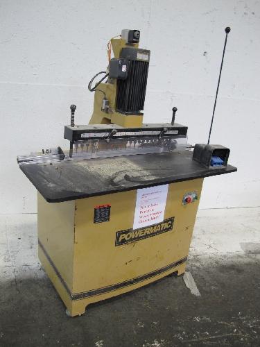 Spindle Boring Machine : Powermatic lbm multi spindle line boring machine