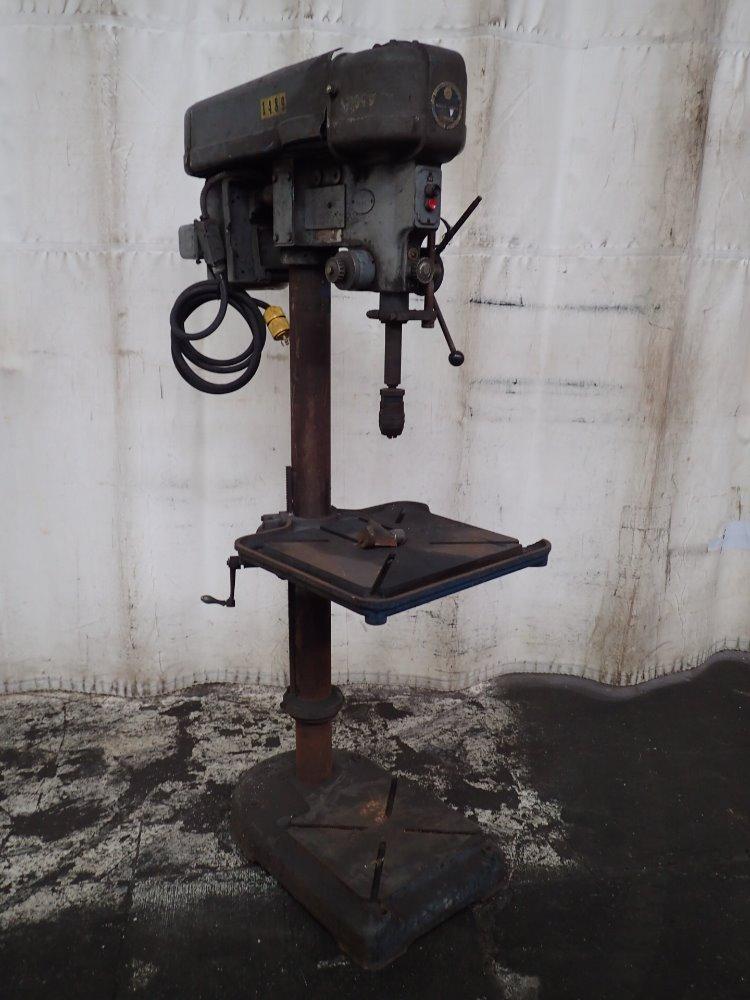Walker Turner Rockwell Drill Press 20'' Throat   eBay