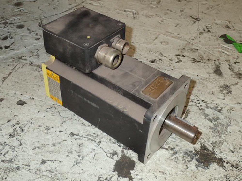 Used Baldor Servo Motor Hgr Industrial Surplus