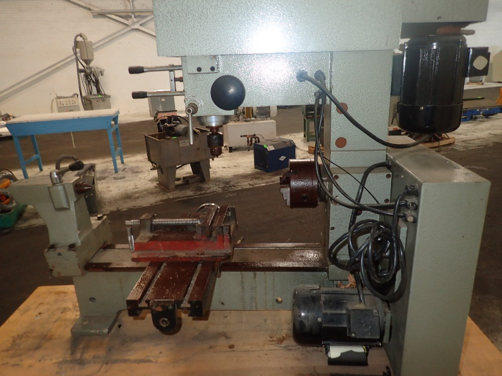 used mill drill machine