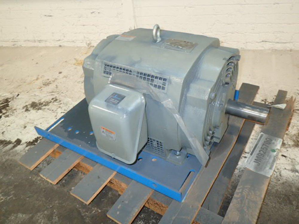 General Electric Motor 50 Hp 03170850029 Ebay