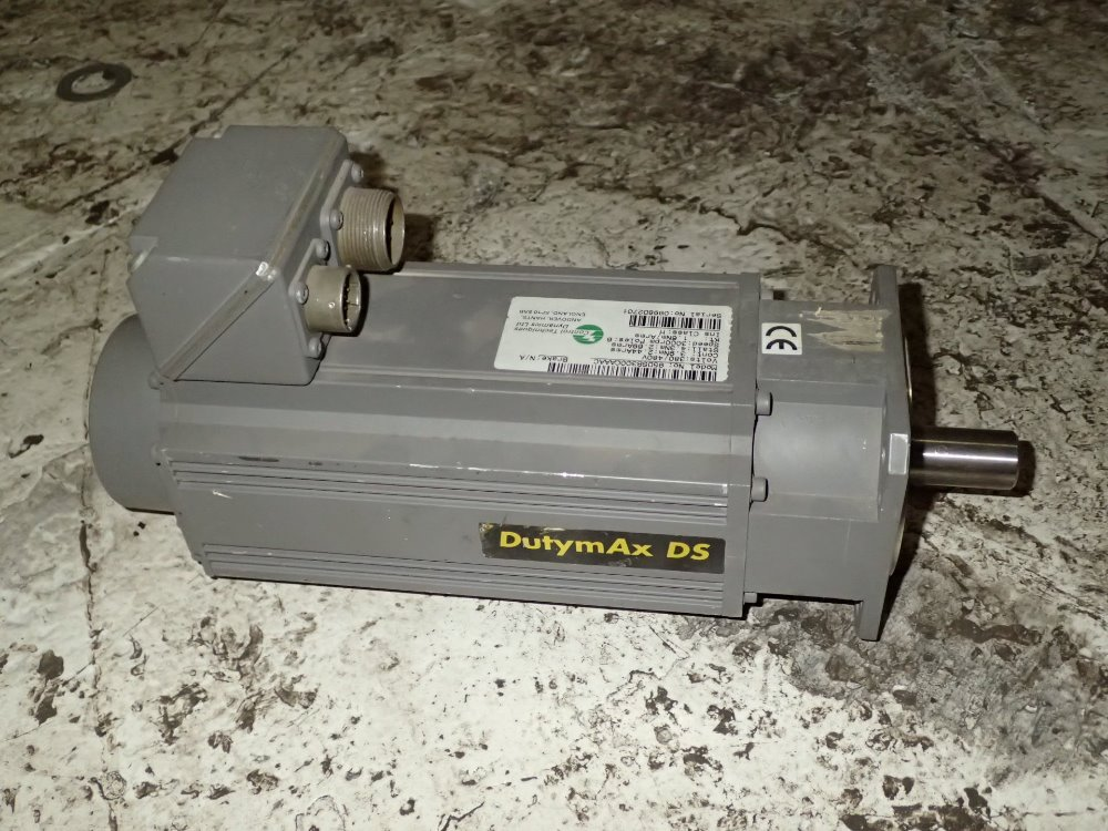 Used control techniques dynamics servo motor hgr for Control techniques servo motor