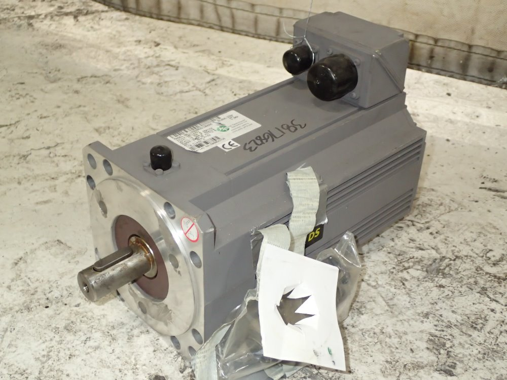 Used control techniques servo motor hgr industrial surplus for Control techniques servo motor
