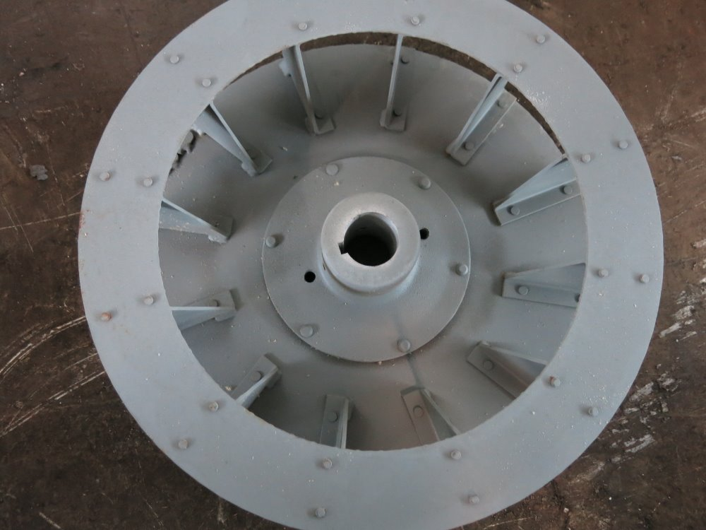 Industrial Blower Wheels : Hgr industrial surplus used machinery equipment