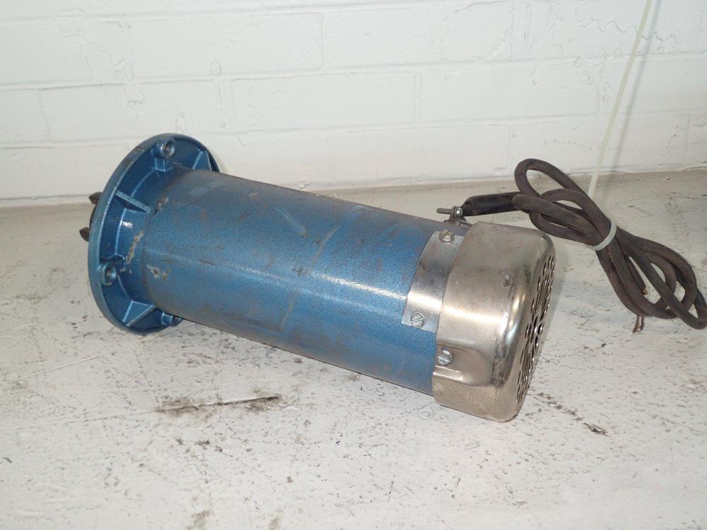 Used Pacific Scientific Dc Motor Hgr Industrial Surplus