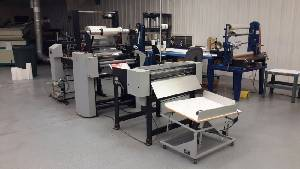 Accufeed Laminating System