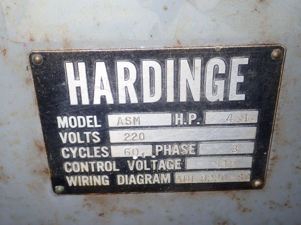 Used Hardinge Turret Lathe | HGR Industrial Surplus on