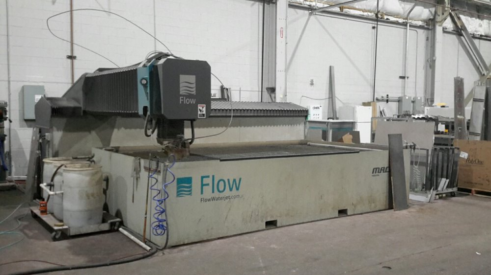 Flow Waterjet