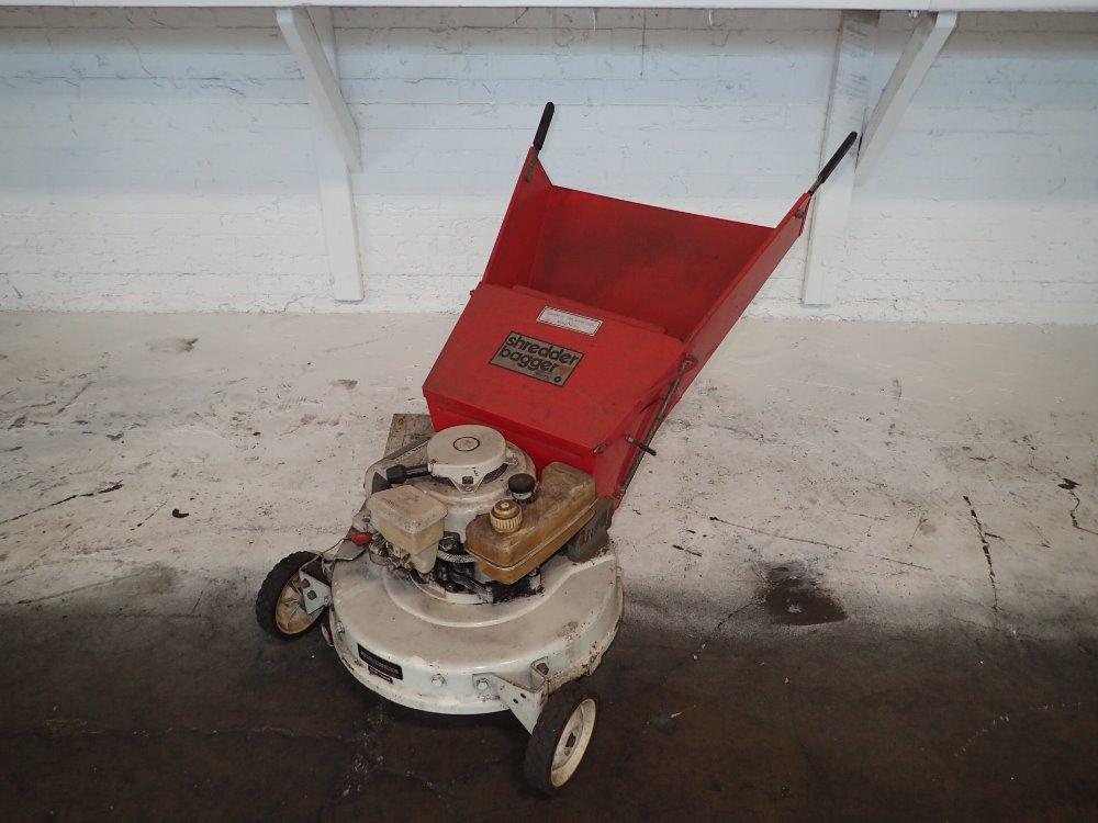 Craftsman Shredder Bagger : Used craftsman shredder bagger hgr industrial surplus