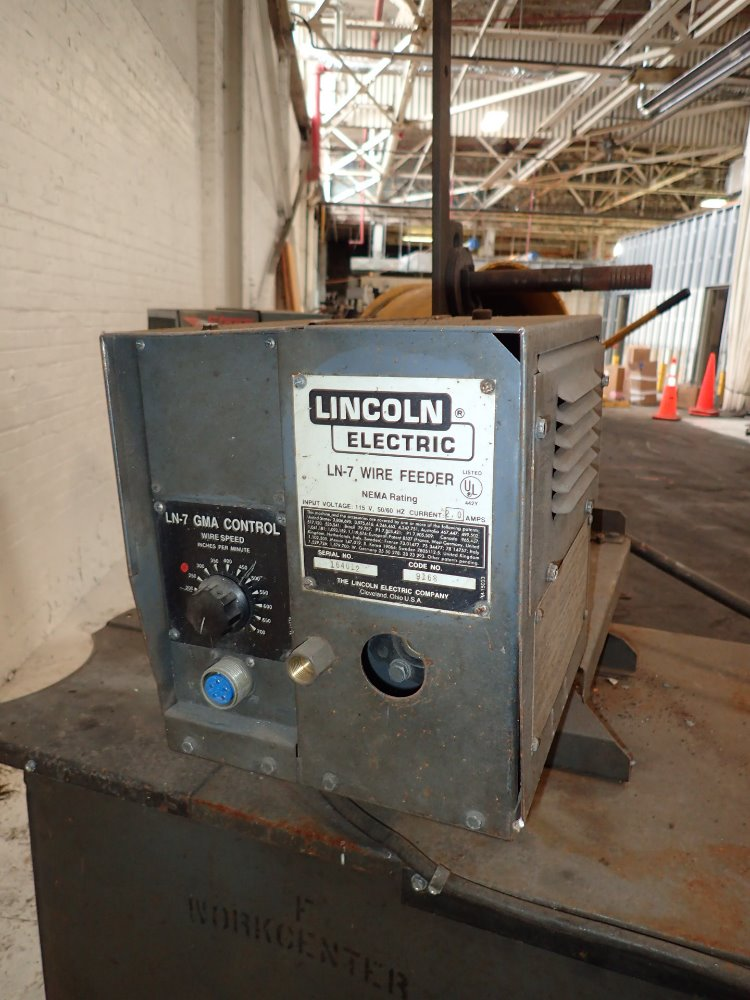 lincoln electric cv  400 amp