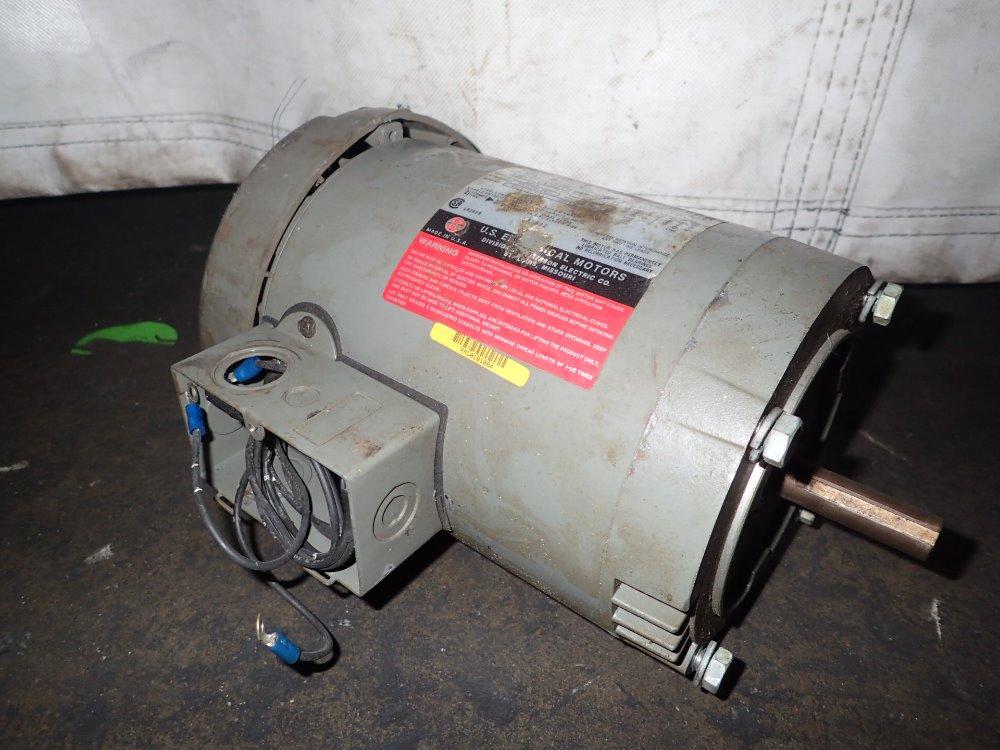 Used Us Electric Motor Motor Hgr Industrial Surplus