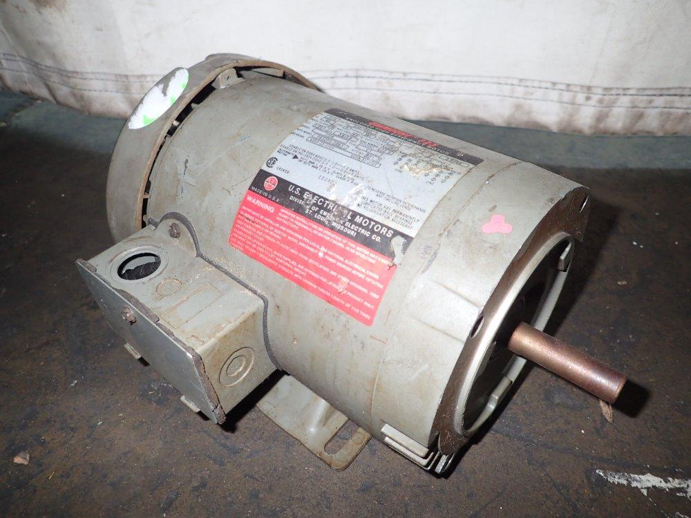Used Us Electric Motors Motor Hgr Industrial Surplus