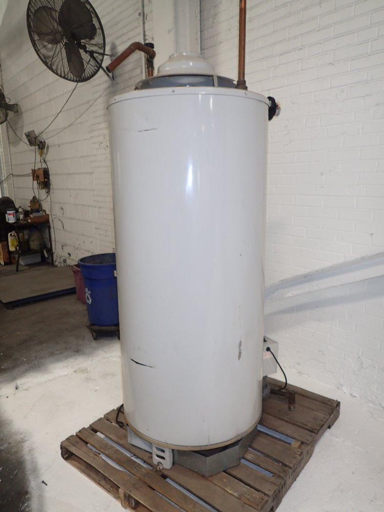 used jetglas hot water heater hgr industrial surplus