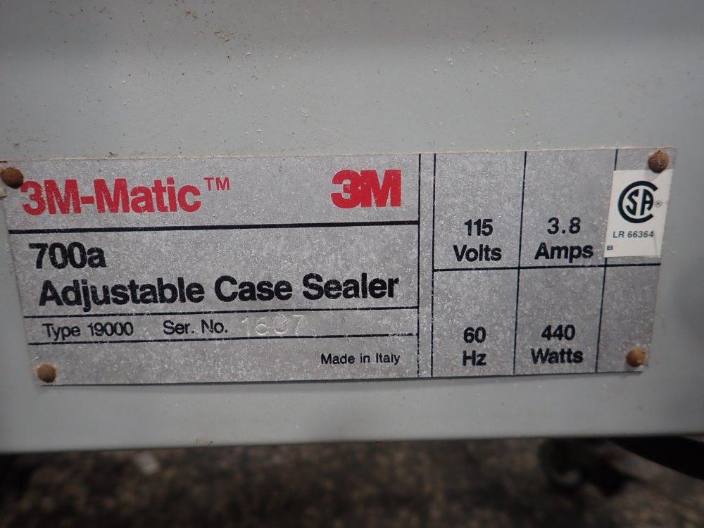 Used 3m Case Sealer | HGR Industrial Surplus