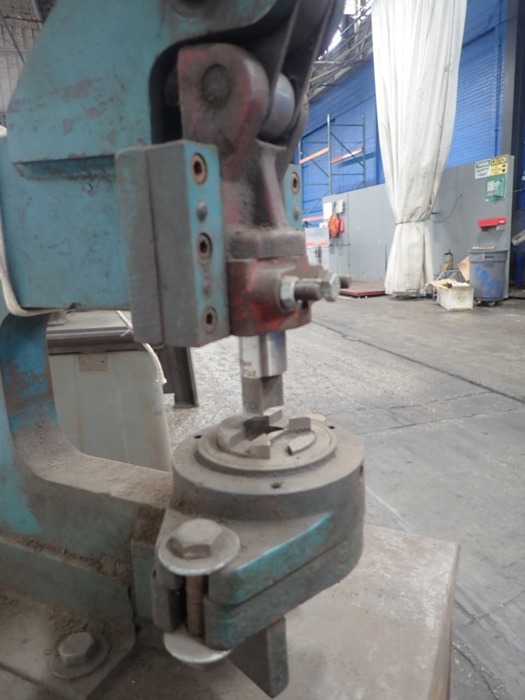 Used Whitney-jensen Arbor Press W/ Stand | HGR Industrial
