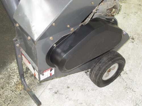 Outdoor Power Equipment Craftsman 8.5 HP Chipper Shredder Owners ...