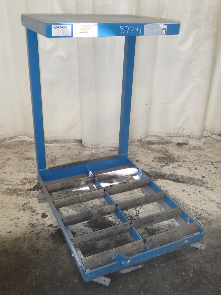 Battery Handling Equipment : Battery stand sackett handling systems inc