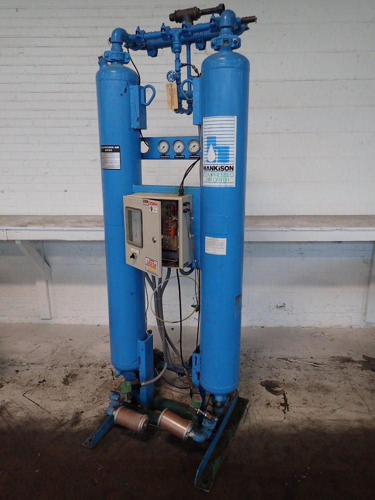 Hankison Dh 165 Air Dryer 165 Scfm 120 F 06161740009 Ebay