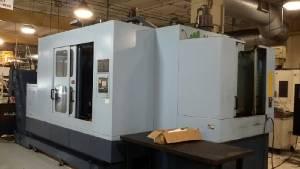 H Max 500 CNC Horizontal Machining Center